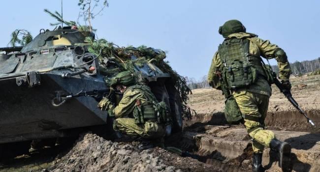 В зоні бойових дій була знищена група російських військових, не вижив ніхто