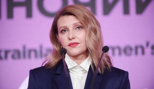 Елена Зеленская намерена вернуть в украинские школы молоко
