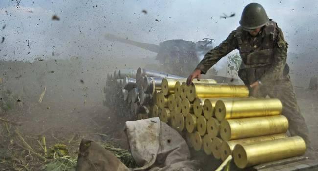 «Очередные потери ВСУ»: Российские войска начали еще более сильное наступление на Донбассе