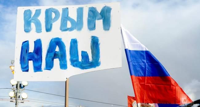 «Уходит Путин, приходит другой»: политолог назвал условие возвращения Крыма