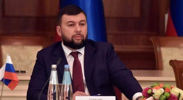 «Отставка Пушилина»: Главарь «ДНР» Пушилин поблагодарил всех граждан