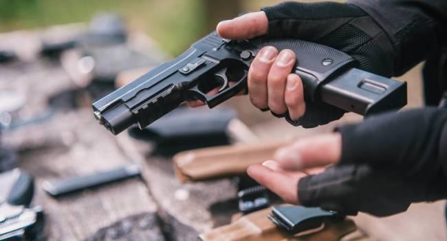 В центре Киева произошла стрельба, погиб мужчина