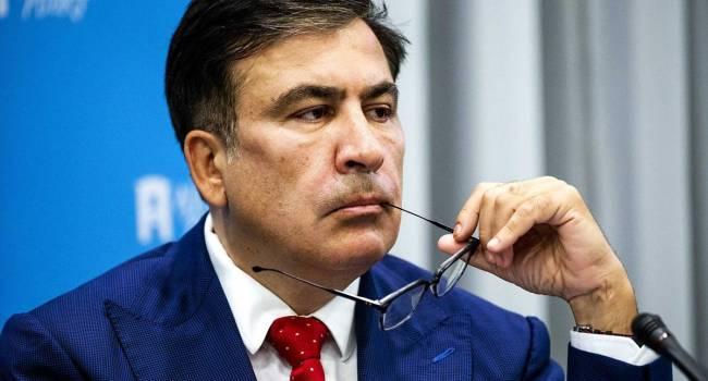 «Некоторые мэры уже создали собственные армии»: Саакашвили прогнозирует распад Украины из-за политики Зеленского