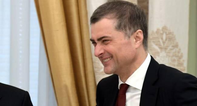 «Продолжит войну на Донбассе»: Путин не хочет отправлять Суркова в отставку