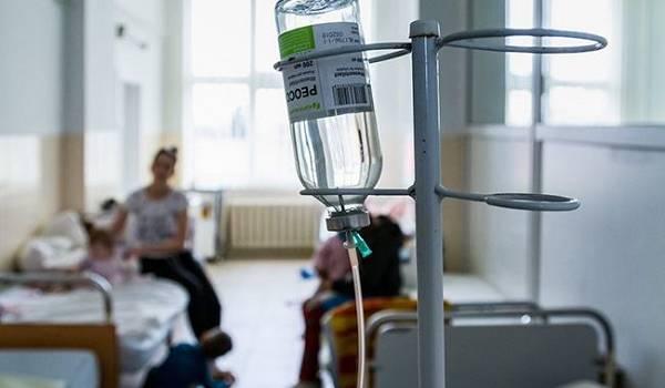 В медучреждение Украины доставили двух человек с подозрением на коронавирус
