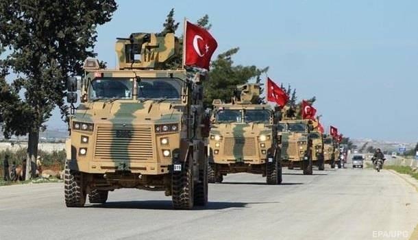 «Турція перейшла від слів до справ»: Ердоган вводить війська в Сирію