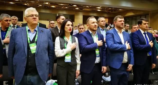 Блогер: больше всего удивляет, что у всех людей, что прошли в Раду от Зеленского – непревзойденное резюме, аж дух захватывает