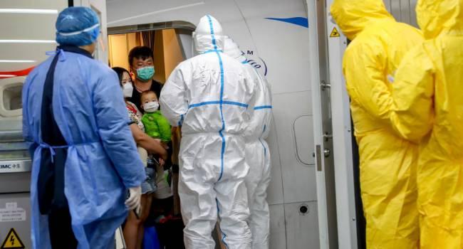 Для Украины не менее опасно: эксперт заявил об эпидемии коронавируса в России