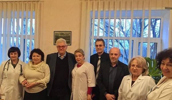Сивохо побывал в Славянске вместе с бывшими регионалами, которые выступают за переговоры с РФ