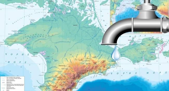 В «Слуге народа» обеспокоились засаливанием почв в Крыму и заговорили о гуманизме – днепровская вода в Крыму теперь дело времени