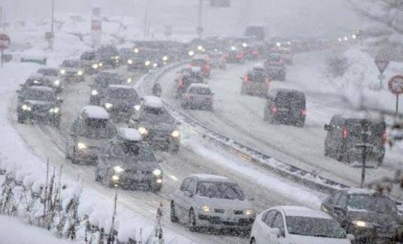 «Налипання мокрого снігу, хуртовини, ожеледиця»: синоптик розповіла про погоду на 5 лютого