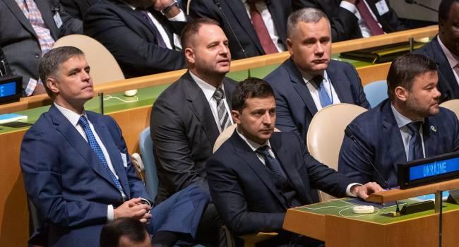 Теперь понятно, как команда Зеленского планирует подать поражение Украины - Барчук