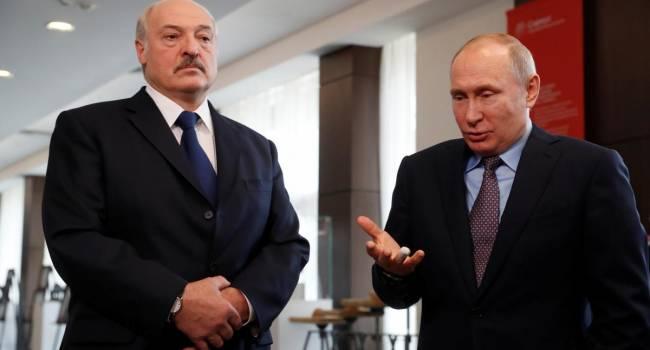 Путин с Медведевым, как два человека с маленьким ростом, получат большое моральное удовлетворение от уничтожения высокого Лукашенко - мнение