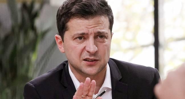 Зеленский хочет выстроить баланс между внутренними и внешними олигархами, и занять роль условного Кучмы - Чаплыга