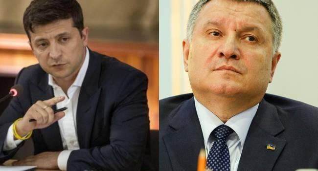 «Процессы уже запущены»: Снегирев утверждает, что Зеленский хочет отправить Авакова в отставку, и полностью подчинить себе Министерство внутренних дел