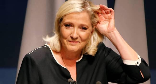 Россия подала в суд на Марин Ле Пен и требует миллионы евро