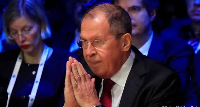 «Нашел в себе силы и все выполняет»: Лавров прокомментировал работу Зеленского