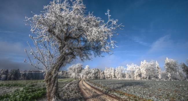 В четверг начнутся сильные морозы: синоптики предупредили о серьезных погодных изменениях