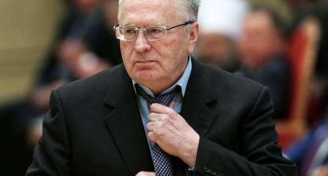 «Все было подстроено»: в России отрицают знакомство Жириновского и Кивы