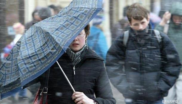 Второй уровень опасности: стало известно, какие  регионы Украины больше всего пострадают от шторма