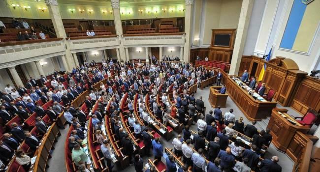 Все радуются, что нардепов наконец-то прижучат, забывая о том, что в 2014-м именно парламент стал форпостом государственности, – ветеран АТО