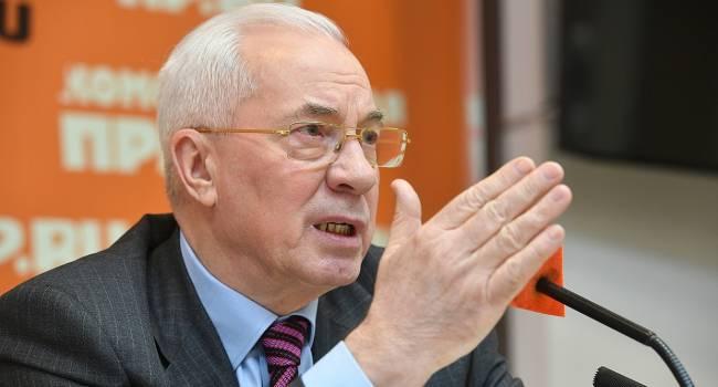 «Всех больных отправят на улицу»: Азаров прокомментировал закрытие психбольниц в Украине