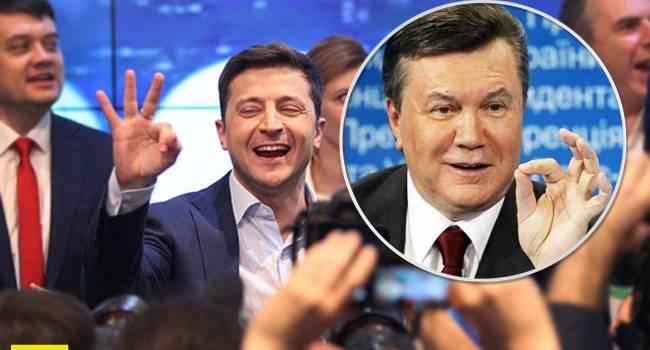 Нусс: Зеленский идет путем позднего Януковича, поэтому также и закончит