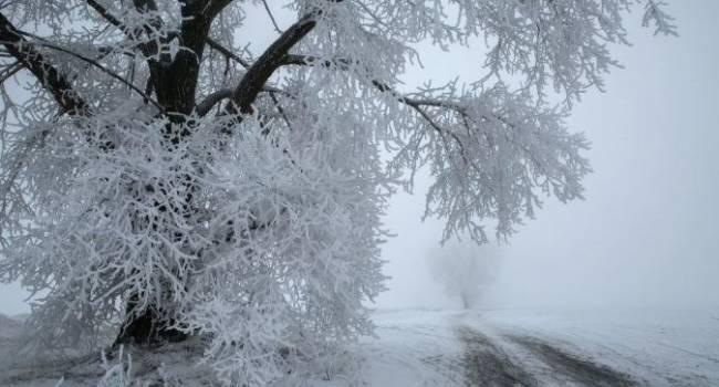 Снежная буря и мороз: синоптик предупредила о сложных погодных условиях в четверг