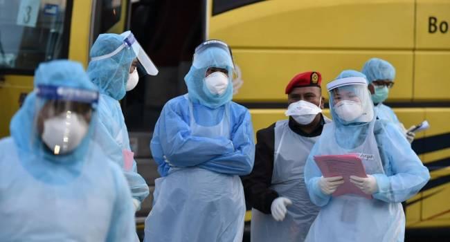 Новый регион эпидемии: в Шанхае резко растет число заболевших коронавирусом