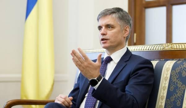 СМИ: Зеленский планирует уволить Пристайко с должности главы МИД