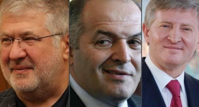 Справедливость от Зеленского: человеку Ахметова – должность вице-премьера, Пинчуку – «Укрзализныця», а Коломойскому – обыски