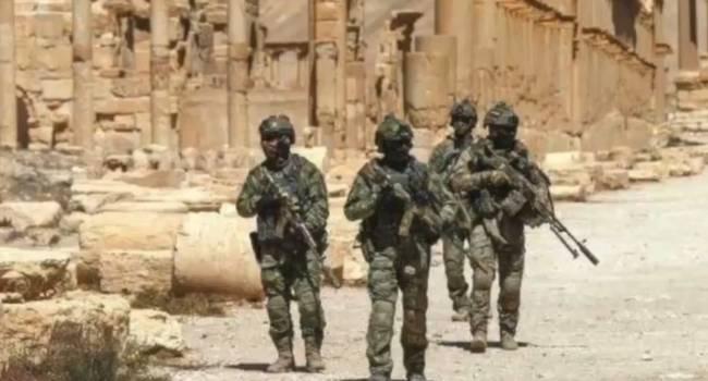 «Официально»: В Москве заявили о жесткой ликвидации спецназа РФ в Сирии