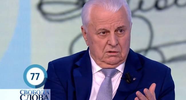 Скабеева «вызверилась» к Кравчуку в прямом эфире росТВ