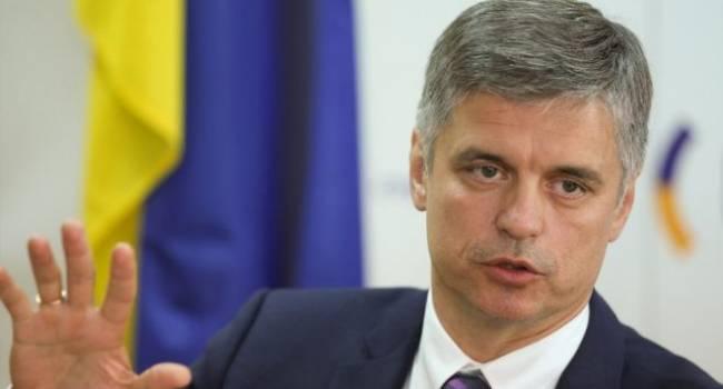 «Я профессиональный дипломат»: Глава МИД Украины прокомментировал свою отставку