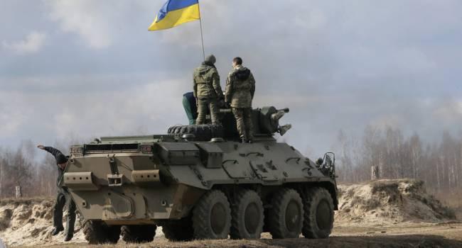 «Не дивлячись на втому, ні на що, ми будемо стояти до кінця, ми не здамо свою землю», - бійці ЗСУ на Донбасі