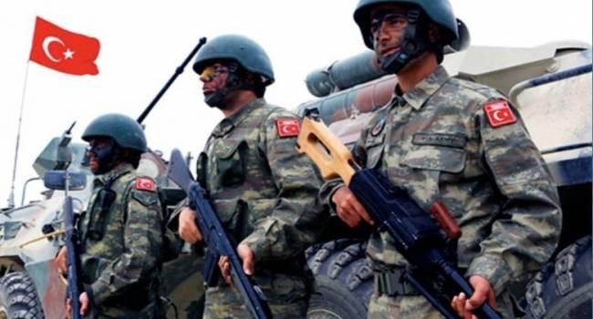 «От слова – к делу»: Армия Эрдогана изо всех сил нала бомбить врага в Сирии