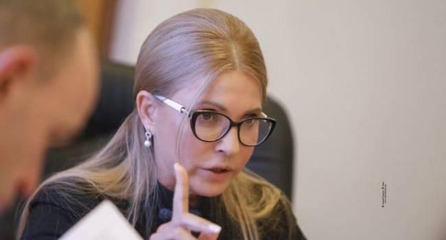 Тимошенко бьет тревогу: Иностранные банки могут завладеть всей украинской землей