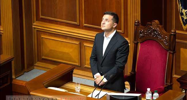 Блогер: Зеленский упрекал власть, что 1 день Рады обходится украинцам в 13,3 млн грн, а теперь сам же поднял планку до 21,1 млн грн