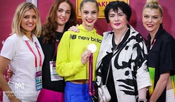 Руководство федерации гимнастики Украины прокомментировало участие сборной в соревнованиях в Москве
