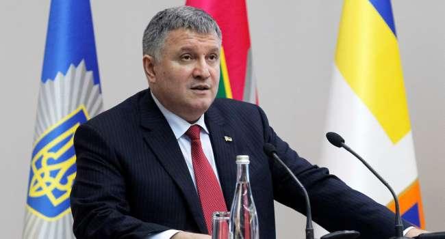 Сазонов: Аваков останется на своей должности – это условия целого ряда элит