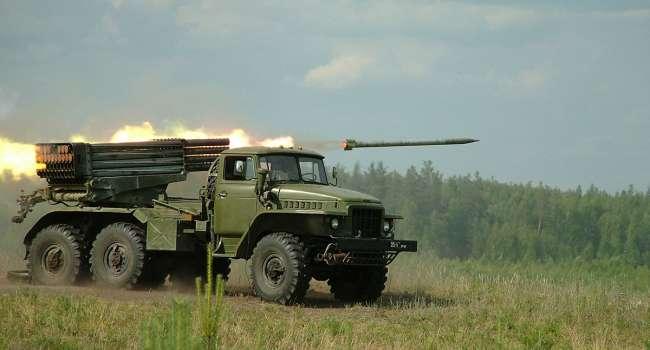 Ватажок «ДНР» зізнався, як віддав наказ знищити населений пункт на Донбасі реактивними снарядами