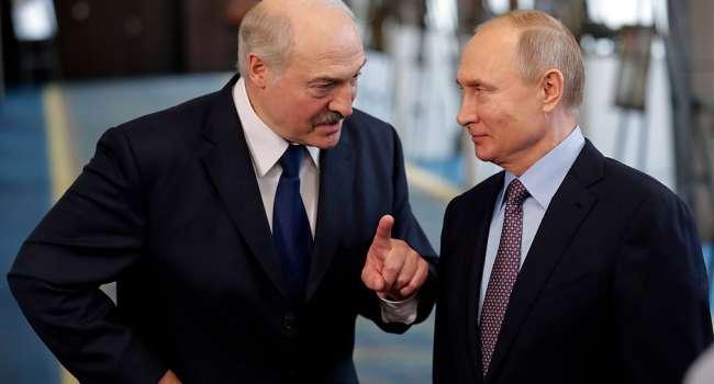 «Переговоры Лукашенко и Путина в Сочи»: Россия лишила Беларусь всех скидок на нефть