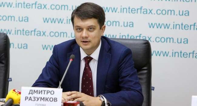 Выборы в ОРДЛО: Разумков заявил о полной готовности