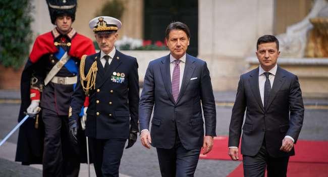 «Даже немножко стыдно»: Шарий прокомментировал требование Зеленского к Италии вернуть Маркива