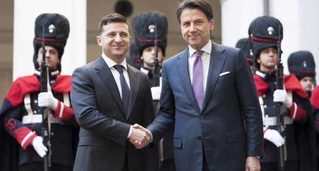 «Он в своем уме или сценаристы постебались?»: Мирошник прокомментировал обращение Зеленского к властям Италии