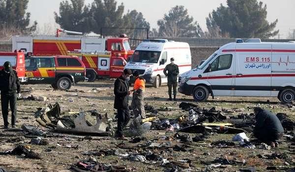 Канада требует через суд от Ирана выплатить 1,1 млрд. долларов компенсации за катастрофу самолета МАУ