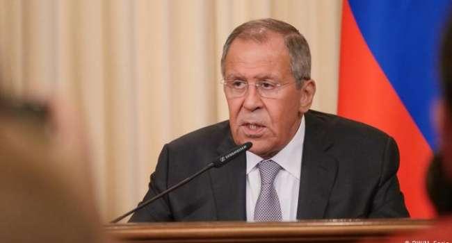 Дипломат: МИД Украины должно жестко пресечь заявление Сергея Лаврова