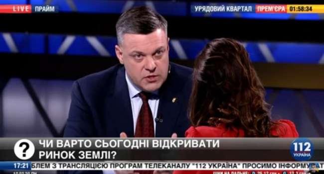 Тягнибок начал работать на Медведчука или просто решил объединить усилия с кумом Путина в борьбе с Зеленским