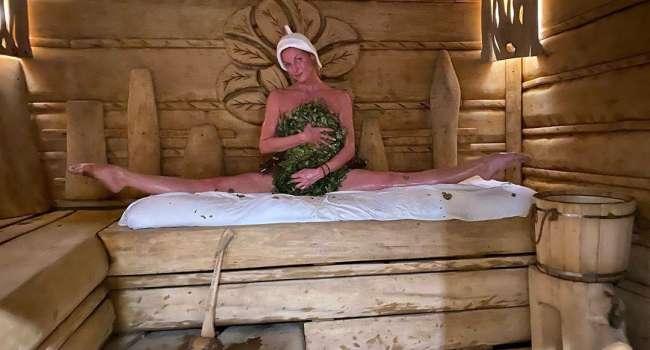 «Абсолютно голая»: Волочкова сняла с себя все до последнего и «ошарашила» пользователей Instagram