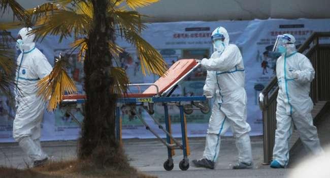 В Китае представили современный аппарат для быстрого диагностирования коронавируса